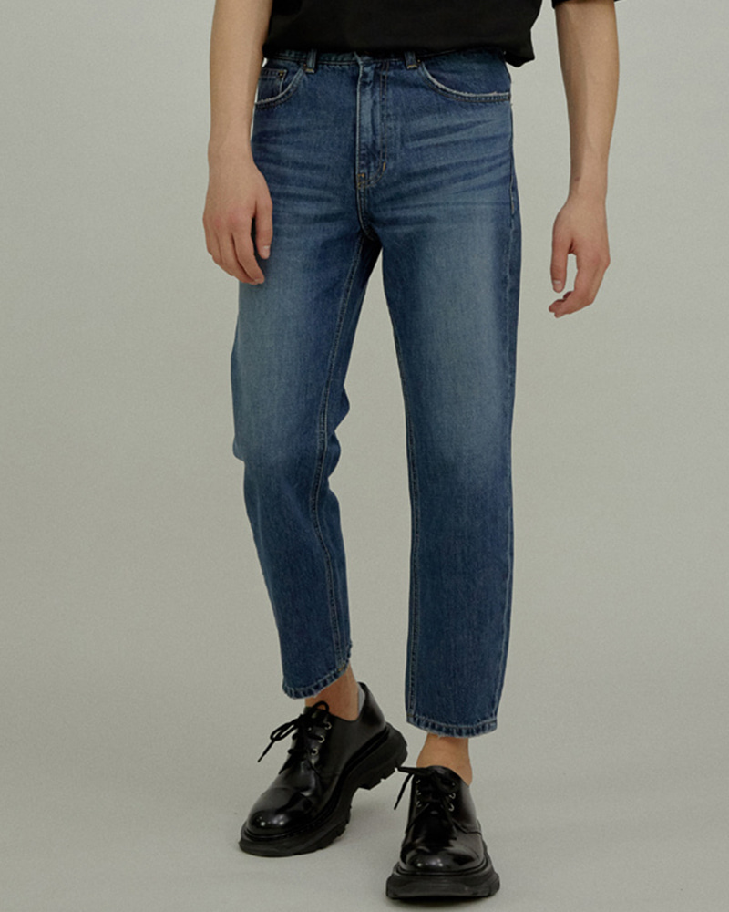 #RC08 rugged [regular crop jeans]